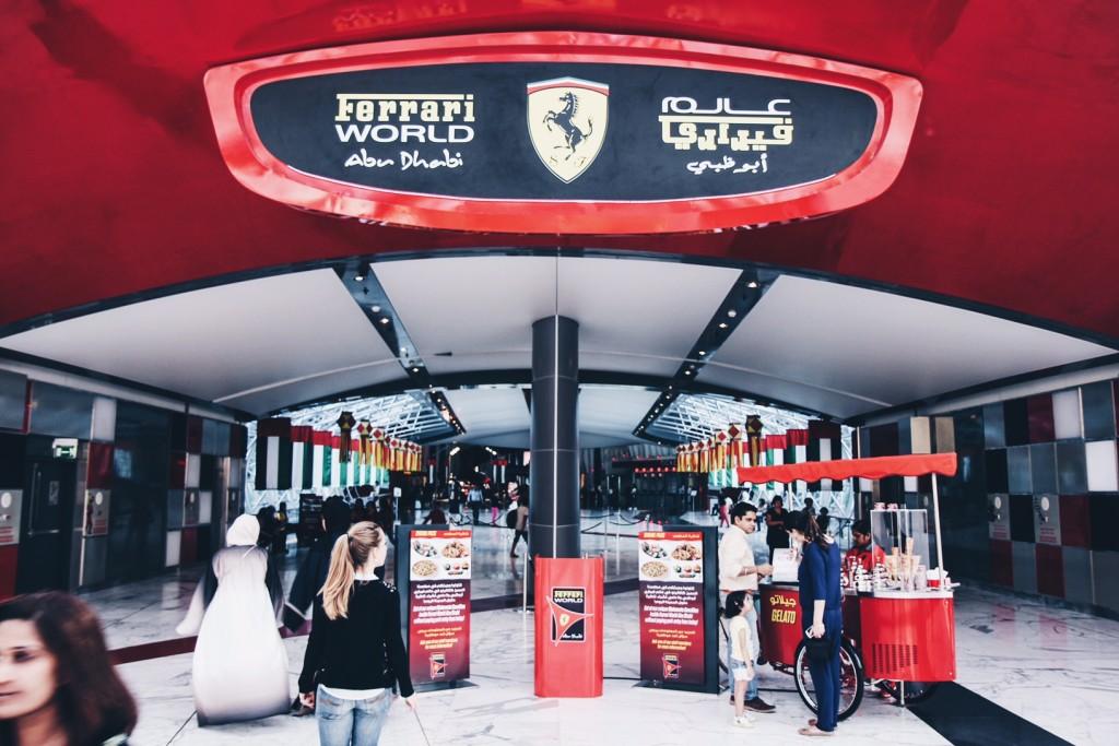 Ferrari World Abu Dhabi 7