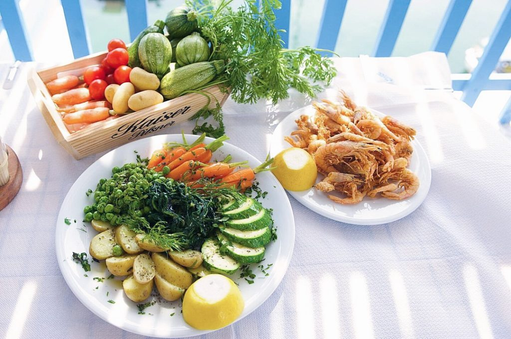 To Psaraki Restaurant Santorini